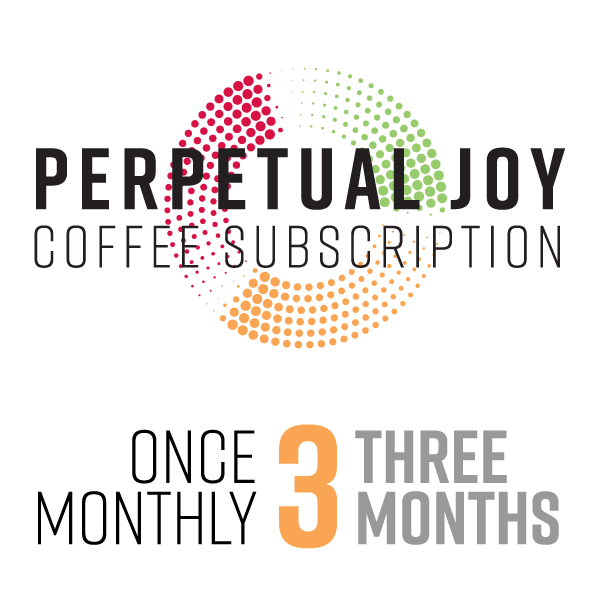 3 Month Coffee Subscription