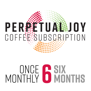 6 Month Coffee Subscription
