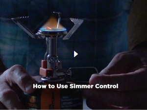 Learn How to use Jetboil Simmer Control