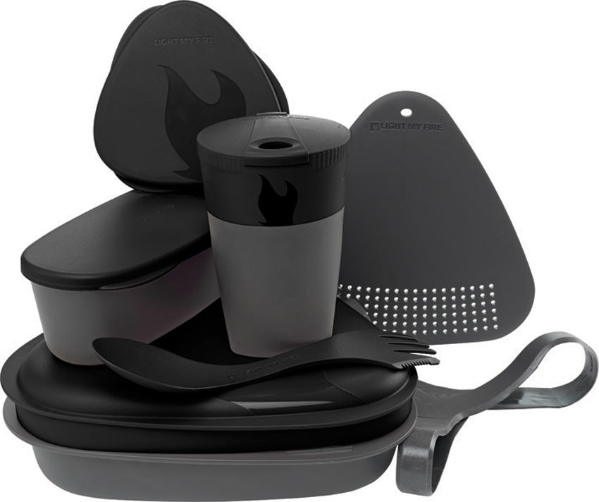 Light My Fire Mealkit - Black