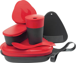 Light My Fire Mealkit - Red