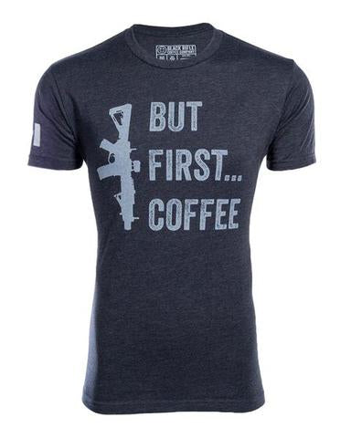 BRCC But First Coffee Shirt