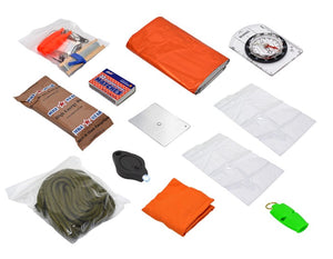 Les Stroud Camillus Survivorman Trek - Team Survival Kit