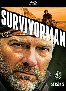 Survivorman – Season 5 Blu Ray