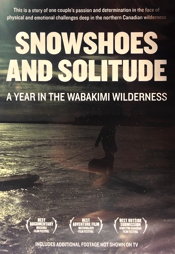 Survivorman - Snowshoes and Solitude - DVD