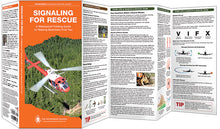 Signaling For Rescue, Waterproof Guide