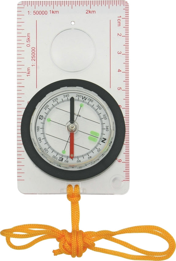 Explorer EXP09 Baseplate Mapping Compass
