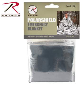 Rothco Polarshield Emergency Blanket