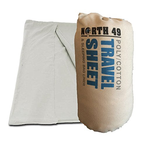 North 49 Sleeping Bag Liner / Travle Sheet