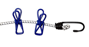 Blue Sky Gear Stretch Clothesline With Clips
