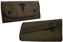 Elite First Aid Military Field Surgical Set - Olive Drab