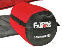 World Famous Comfort 3.5 Sleeping Bag