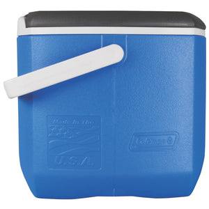 Coleman Excursion® Cooler 16 Quart - Blue/ Dark Grey