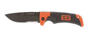 Gerber Bear Grylls Serrated Scout Folding Knife