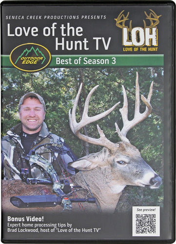 Love of the Hunt TV - DVD