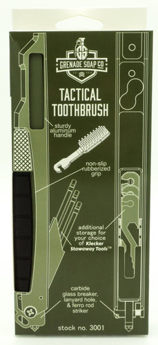 Grenade Soap Co™ Tactical Toothbrush™