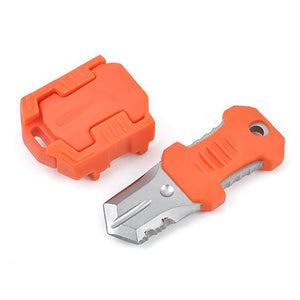 Molle Mini Beetle Knife - Orange
