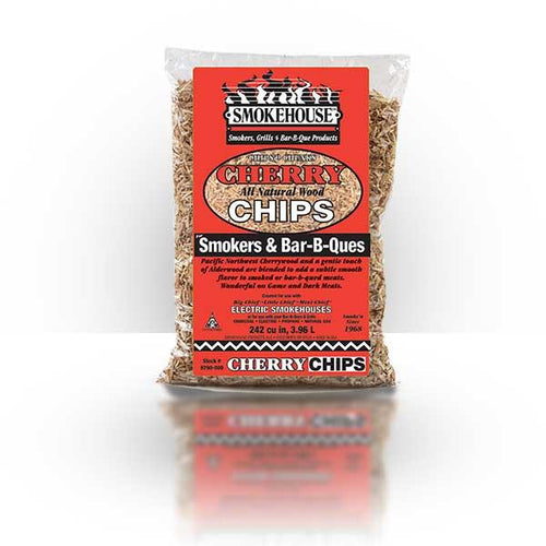 Smokehouse Cherry Wood Chips