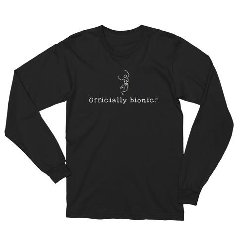 OFFICIALLY BIONIC Long-Sleeve T-Shirt