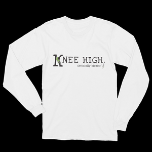 KNEE HIGH Long-Sleeve, Unisex T-Shirt