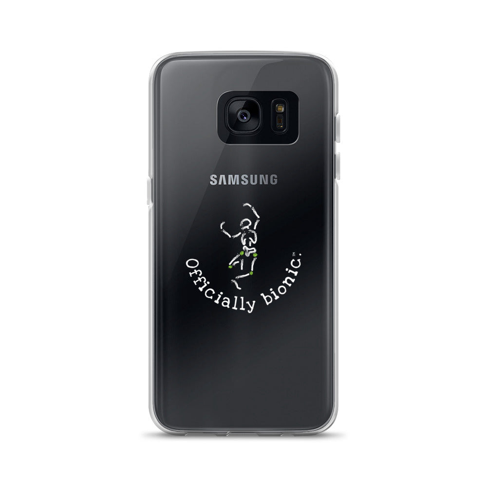 OFFICIALLY BIONIC Samsung Case (for darker-colored phones)