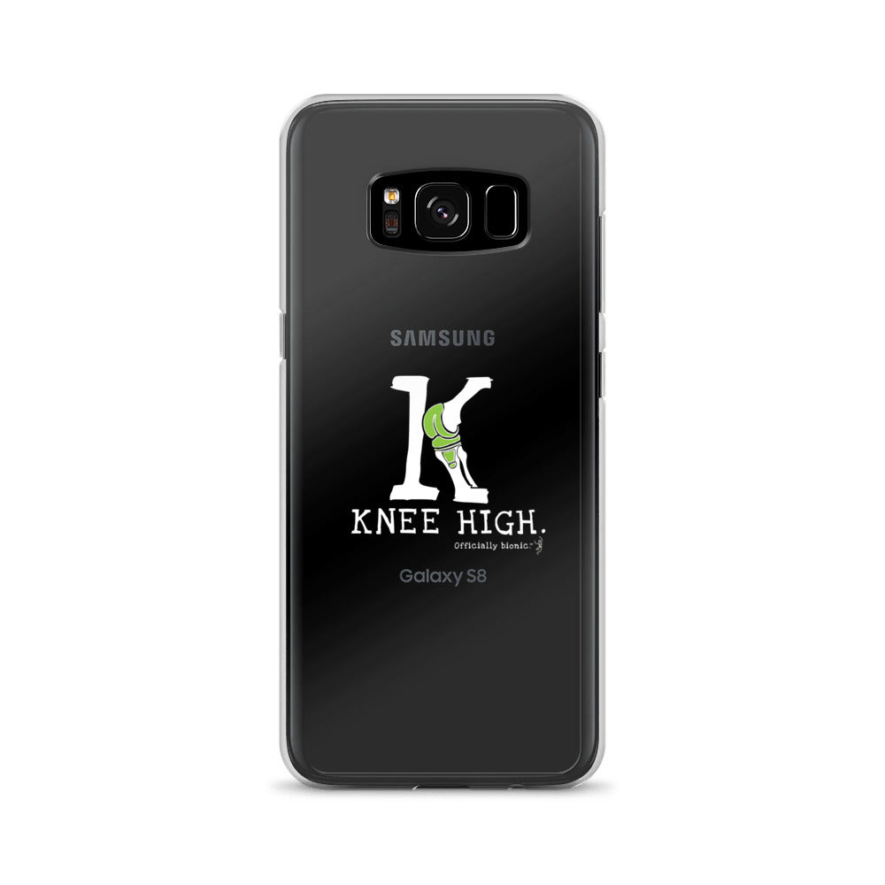 KNEE HIGH Samsung Case (for darker-colored phones)