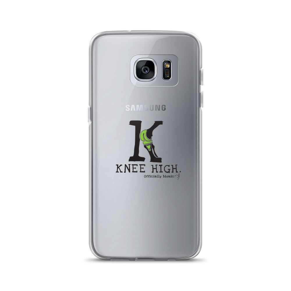 KNEE HIGH Samsung Case (for lighter-colored phones)