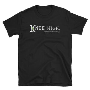 KNEE HIGH Short-Sleeve, Unisex T-Shirt
