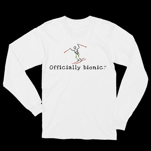 BIONIC SKIER Long-Sleeve, Unisex T-Shirt