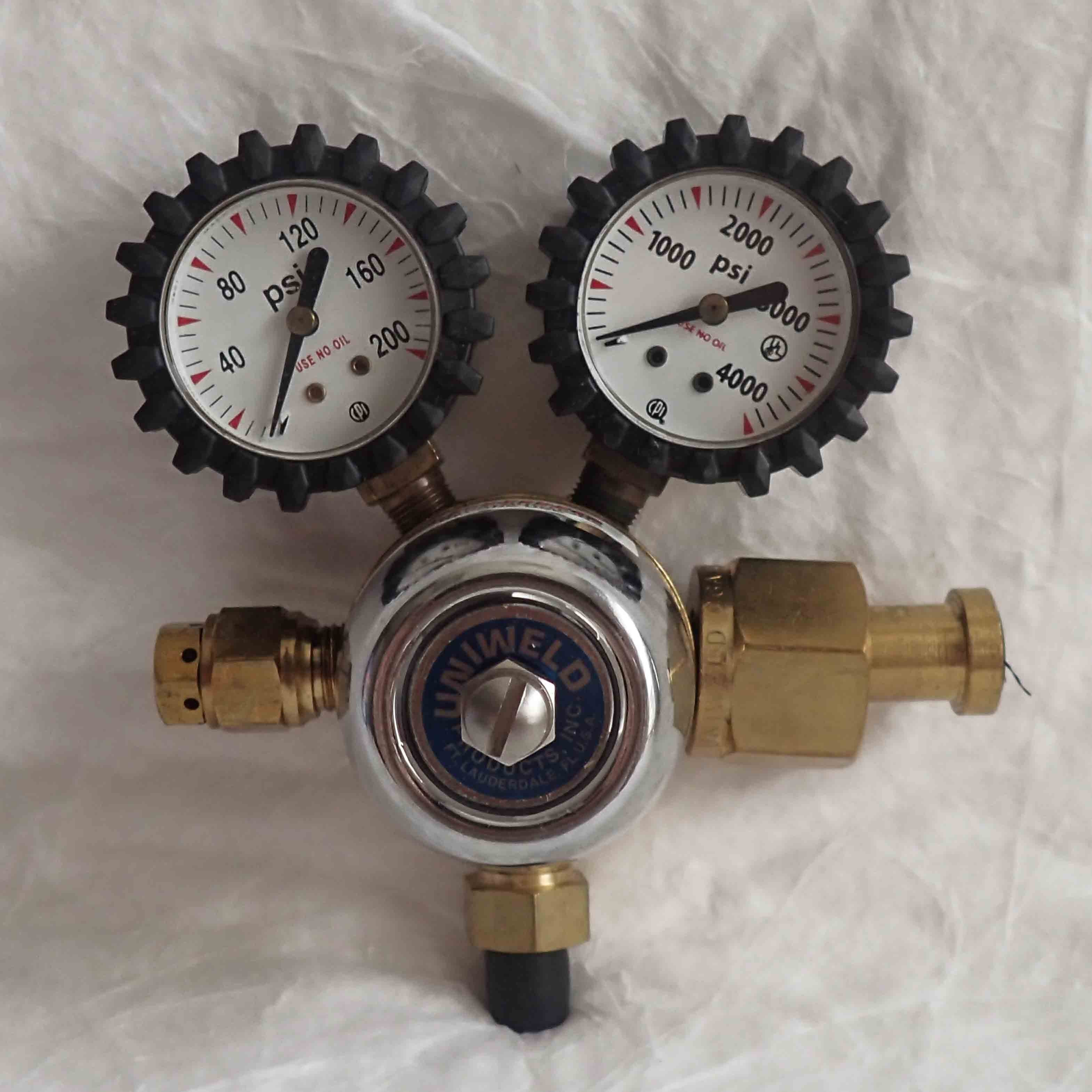 Uniweld Regulator - CO2