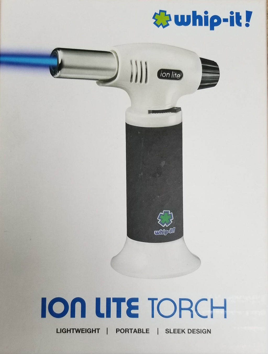 Ion Lite Whip-it torch