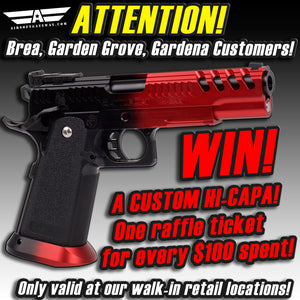 Win a customer custom Hi-Capa! Read for details!