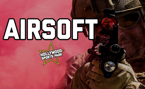 Southern California Airsoft Parks Fields - Indoor and