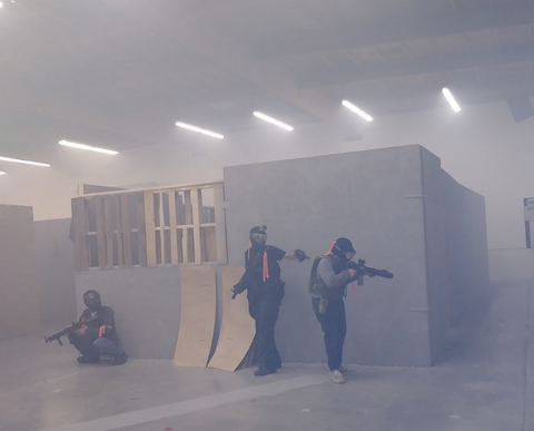Modern Airsoft Indoor Arena CQB Field