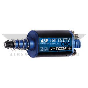 ASG Ultimate Upgrade Motor Infinity 35K Custom Long Axle For Airsoft Rifles - airsoftgateway.com