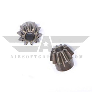 ASG Hardened Pinion Gear - 2 Piece Set - airsoftgateway.com