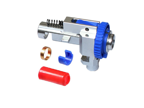 SHS CNC ALUMINUM M4 ROTARY STYLE HOPUP, VERSION II