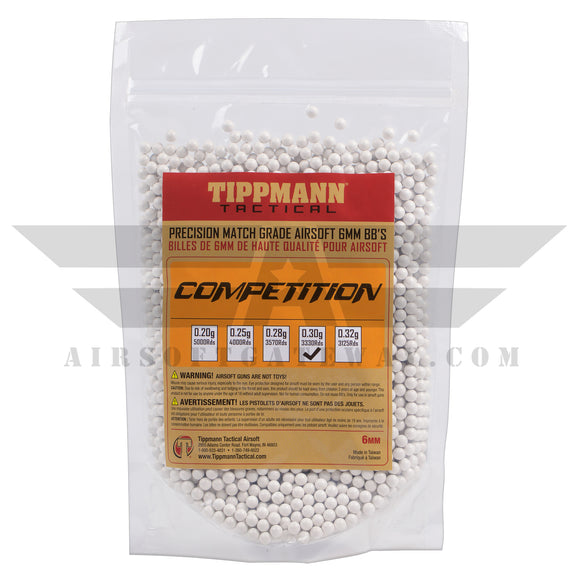 Tippmann Tactical Precision Competition BBs .30g - 3330rd