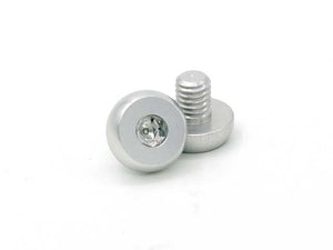 AIP 7075 Aluminum Grip Screws For TM Hi-CAPA 4.3/5.1 - SILVER - airsoftgateway.com