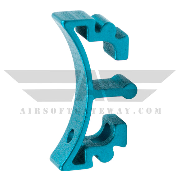 Airsoft Masterpiece Aluminum Puzzle Trigger Front Curve Long - airsoftgateway.com