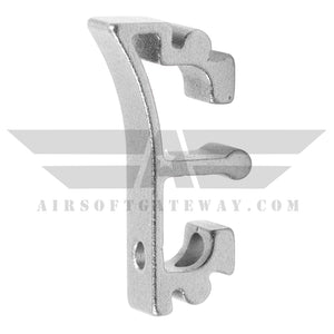 Airsoft Masterpiece Aluminum Puzzle Trigger Front Enos - airsoftgateway.com