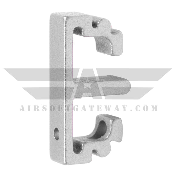 Airsoft Masterpiece Aluminum Puzzle Trigger Front Flat Long - airsoftgateway.com