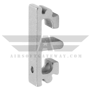 Airsoft Masterpiece Aluminum Puzzle Trigger Front Flat Short - airsoftgateway.com