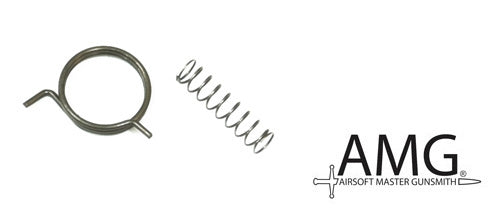 AMG ( Airsoft Master Gunsmith ) Hammer Spring for Winter Use for VFC/Umarex/ Elite Force G Series - airsoftgateway.com