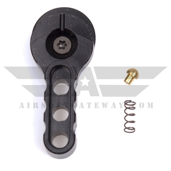 Airsoft M4 AEG CNC Selector Fire Switch - Black - airsoftgateway.com