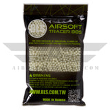 BLS Tracer Precision BBs 5.95mm +- .01mm - .20g - 5000 Count - GREEN - (2 Pack) - airsoftgateway.com