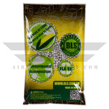 BLS Biodegradable BBs 5.95mm +- .01mm - .25g - 8000 Total Count - (2 pack) - airsoftgateway.com