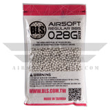 BLS Precision Grade BBs 5.95mm +- .01mm - .28g - 10500 Total Count - (3 Pack) - airsoftgateway.com