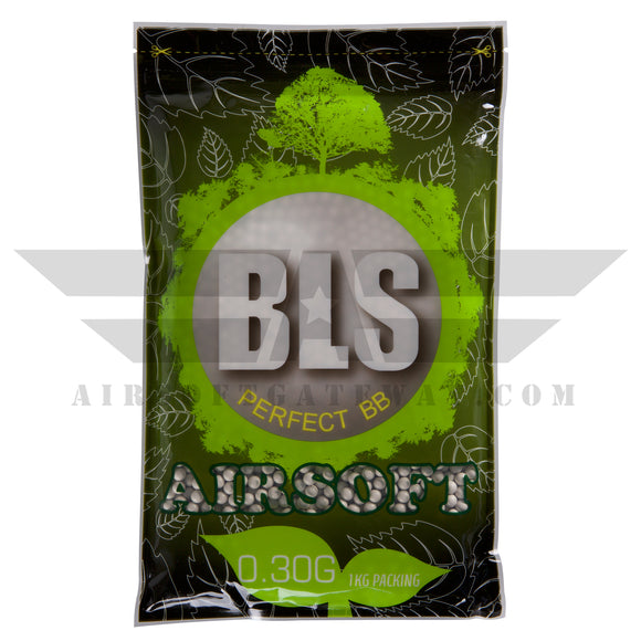 BLS Biodegradable BBs 5.95mm +- .01mm - .30g - 3300 Count - airsoftgateway.com