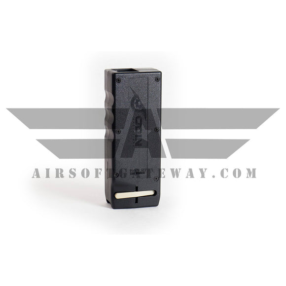 Odin Innovations M12 Sidewinder Speed Loader - Black - airsoftgateway.com